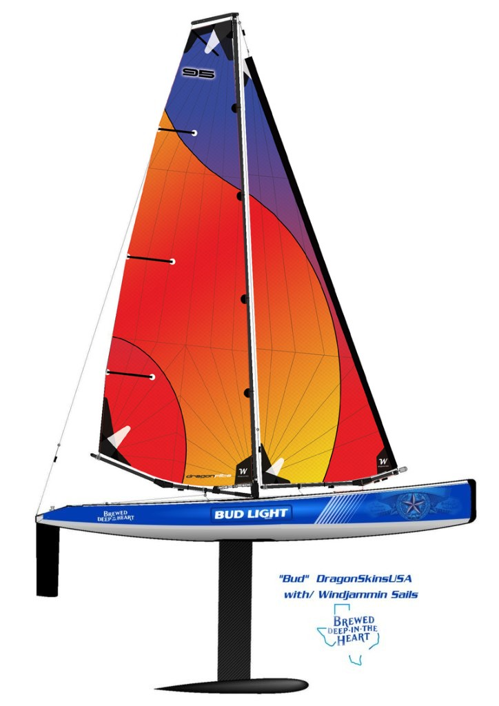 Dragonforce 65 Sails